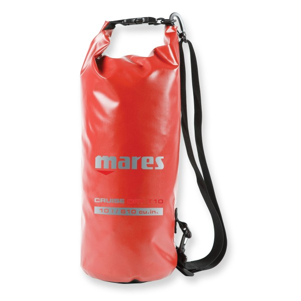 Cruise Dry Bag T10, Mares 10 Liter Volumen