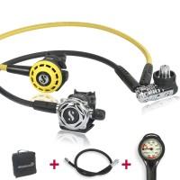 Scubapro MK EVO 25 A700 Komfort Sparset - geprüft und montiert