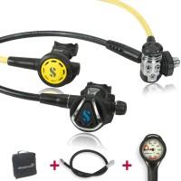 Scubapro MK 17 EVO C370 Komfort Sparset - geprüft und montiert