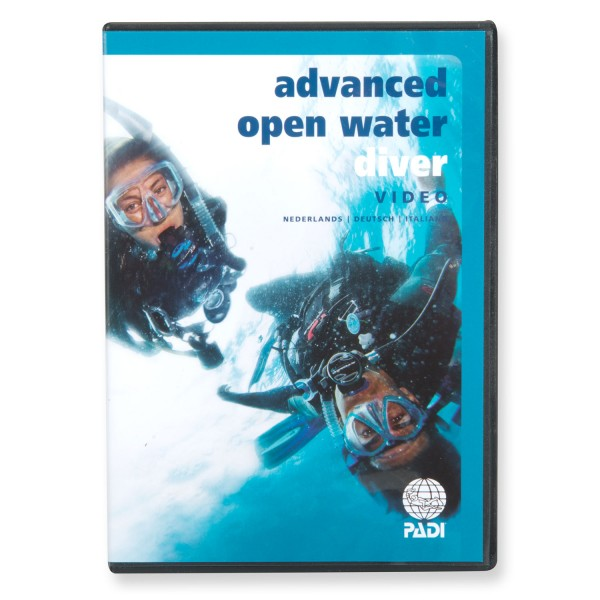 Padi DVD-Adventures in Diving (D) - Advanced Diver