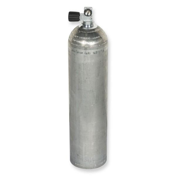 OMS - BTS Alu-Flasche Mono 7 Liter silber, Dirty Beast