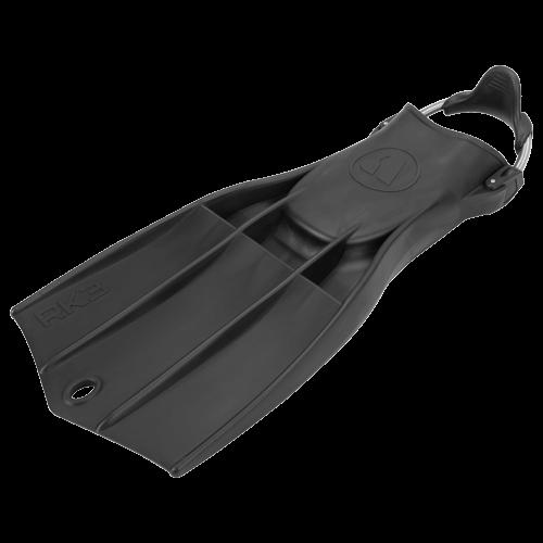 Apeks Tauchflosse RK3 Military black - sehr robust
