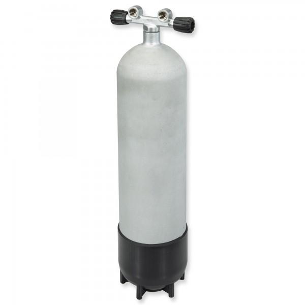 Polaris Steel Beast - Hot Dipped - 12 Liter Stahlflasche lang mit Doppelventil