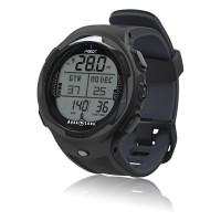 Aqualung Tauchcomputer i450T – Uhrenformat, sehr kompakt - schwarz