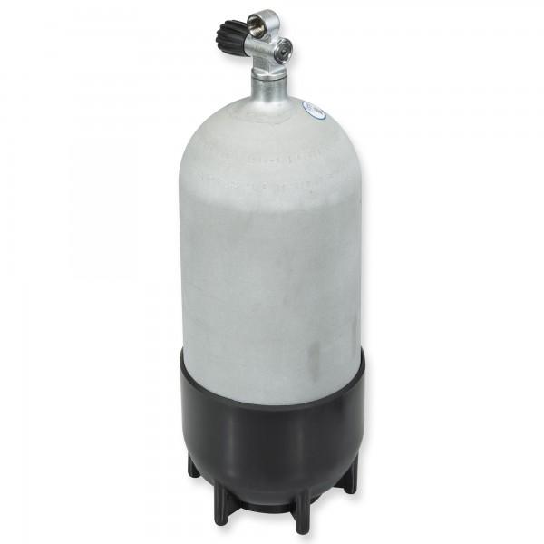 Polaris Steel Beast - Hot Dipped - 12 Liter Stahlflasche kurz mit Mono Ventil