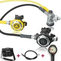 Apeks Atemregler Komfort-Sparset MTX-RC mit Oktopus - geprüft und montiert