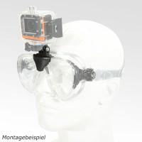 Scubapro Maskenhalterung für Action Kameras