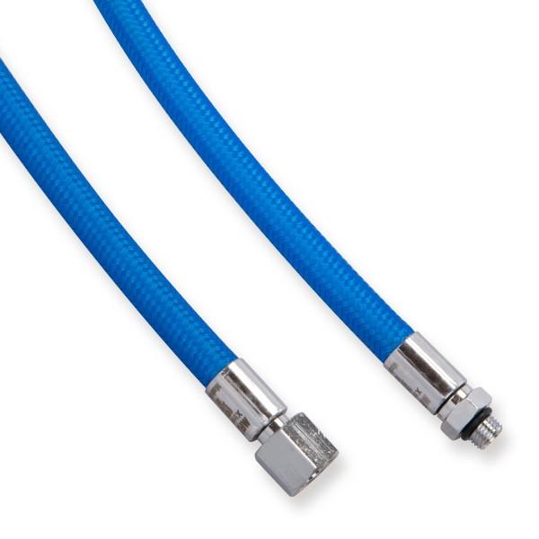 """Miflex Mitteldruckschlauch 3/8"""" - blau - 56 bis 210 cm"""