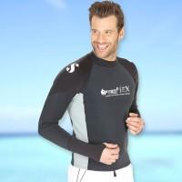Scubapro Pyroflex Langarm Shirt für Herren - aus 1,5 mm Neopren