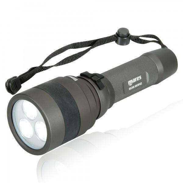 Mares EOS 20RZ Tauchlampe - Leuchtwinkel verstellbar