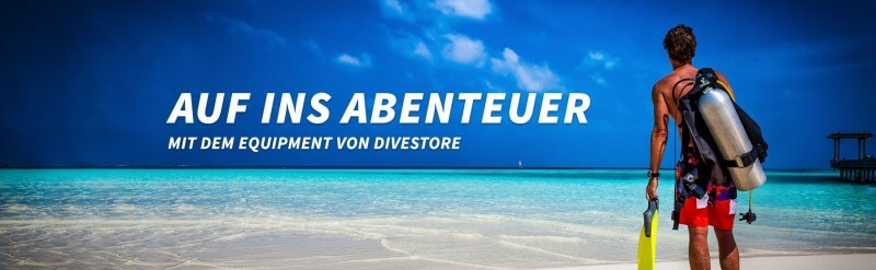 Divestore - Ihr Tauch & Schnorchelshop im Internet