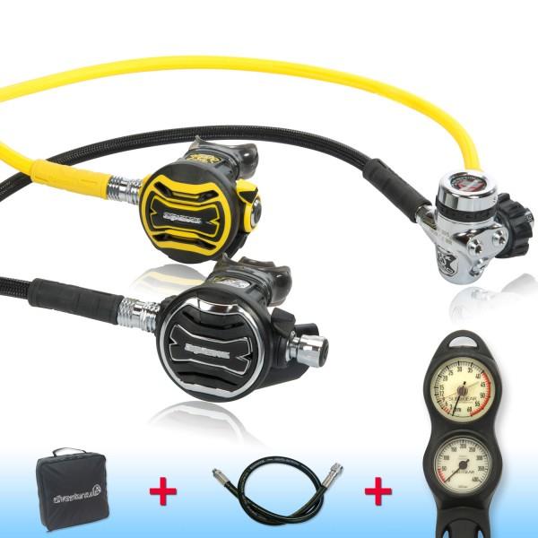Apeks XTX 200 de luxe Sparset - geprüft und montiert