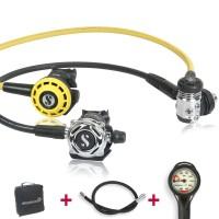 Scubapro MK 17 EVO A700 Komfort Sparset - geprüft und montiert