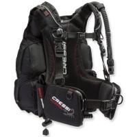 Cressi Scorpion - Wing Jacket BCD bleiintegriert