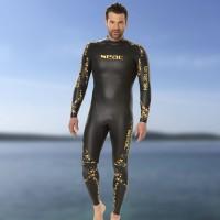Seac Energy - Schwimm und Freitauchanzug aus 2mm Neopren, Men