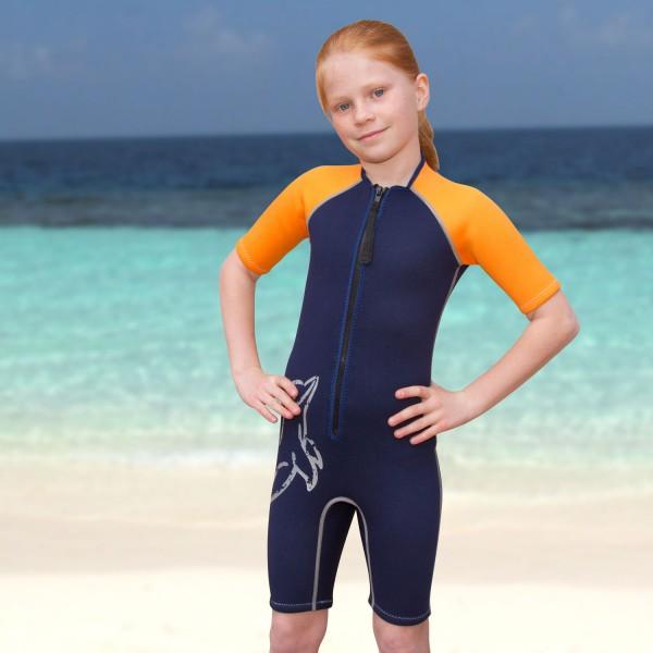 Mero Kindershorty Ocean 3 mm für Jungen u. Mädchen