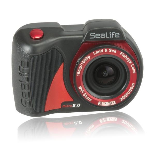 Sealife Micro HD 2.0 32GB mit WiFi - bis 60 m wasserdicht