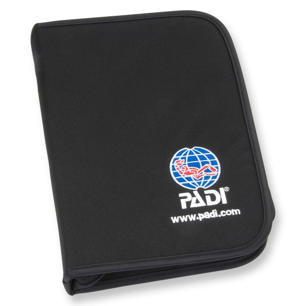 Logbuch PADI Zipper Binder (Ringbuch)
