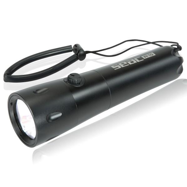 Seac LED Tauchlampe R10 - mit 900 Lumen Leistung