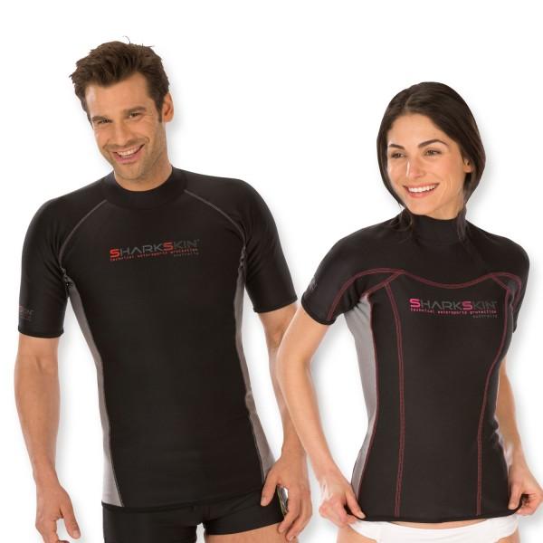 Sharkskin SSA Chillproof Shirt - kurzarm UV Schutz 50 plus