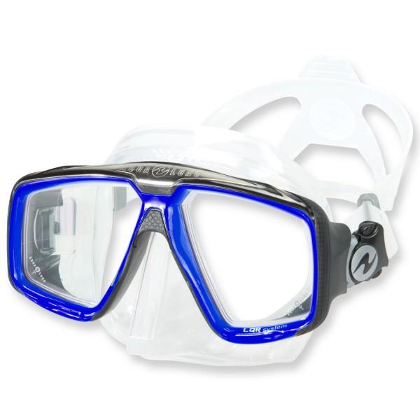 Aqualung Look HD - Maske aus weichem Silikon, optischer Gläser möglich