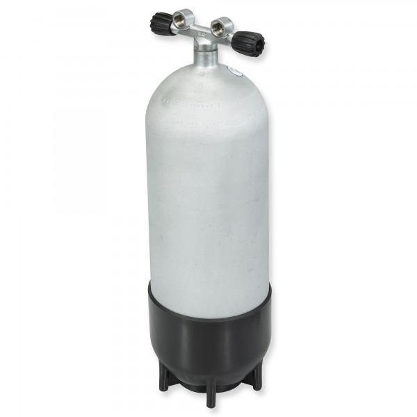 Polaris Steel Beast - Hot Dipped - 15 Liter Stahlflasche mit Doppelventil