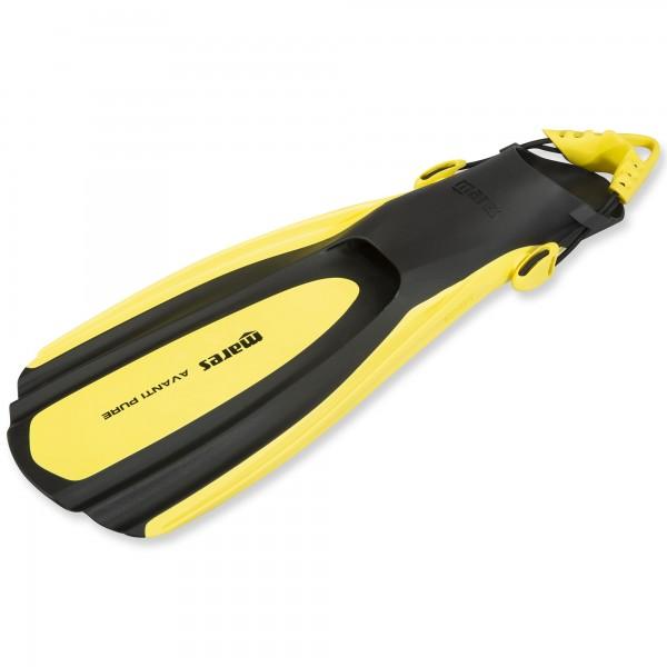 Mares Avanti Pure OH - Tauch- und Schnorchelflosse, gelb