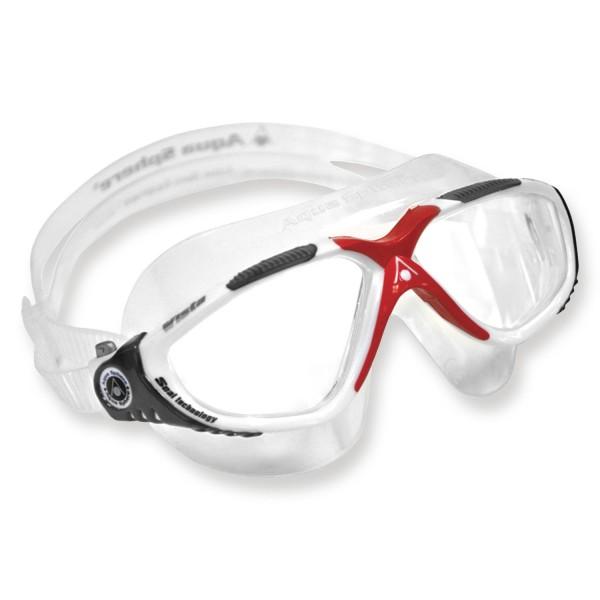 Aqua Sphere Schwimmbrille Vista - transparentes Glas