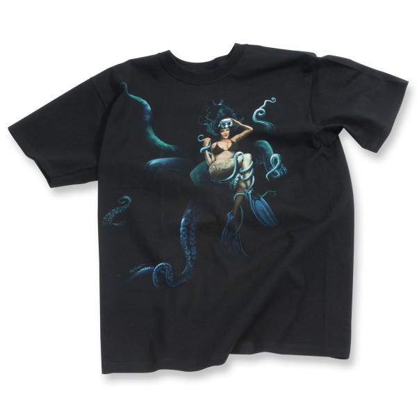 T-Shirt TENTACLES