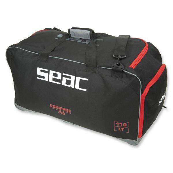 Seac Equipage 250 Tauchtasche mit Trockenfach - 110 Liter Volumen