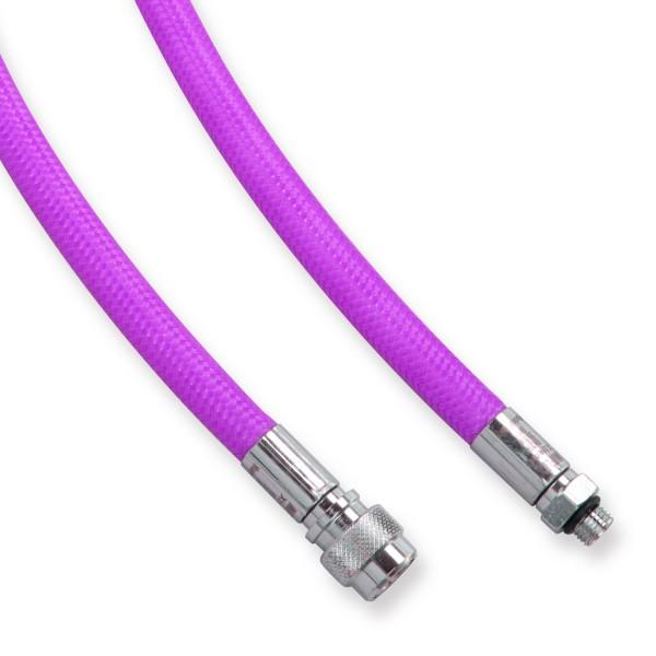 Miflex-Inflatorschlauch - purple - 51 bis 90 cm
