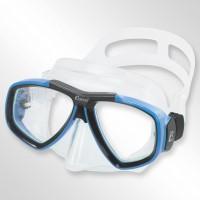 Tauchmaske Cressi Focus - ein Klassiker Blau
