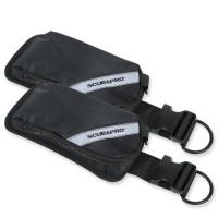 Bleitaschenset für Scubapro X-One, T-Force, T-Black, X-Black