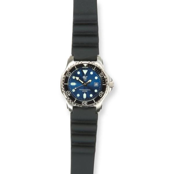 Poseidon Damentaucheruhr Blue Ocean - bis 200 m wasserdicht