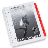 PADI Basic Module German - Logbucheinlagen