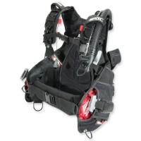 Seac Tarierjacket Pro 2000 - bleiintegriert und Trimmbleitaschen
