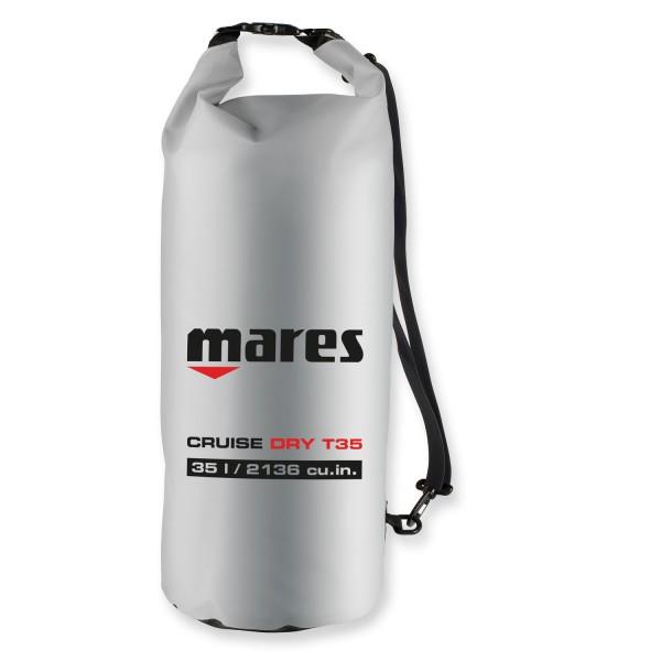 Cruise Dry Bag T35, Mares 35 Liter Volumen