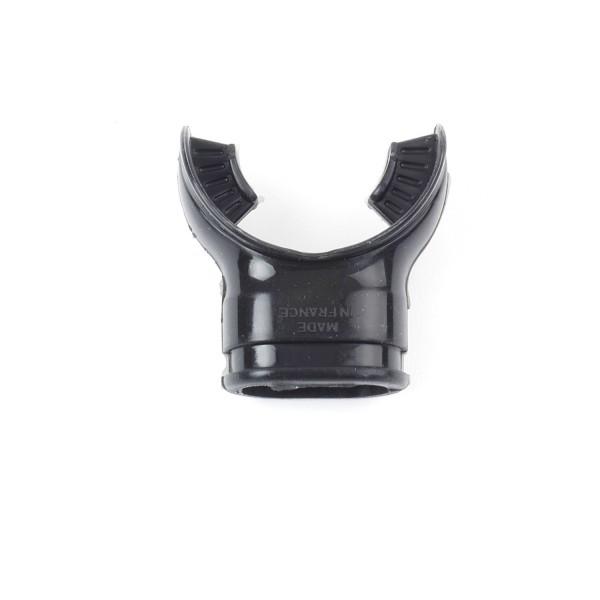 Atemregler Mundstück von Beuchat - schwarzes Silikon