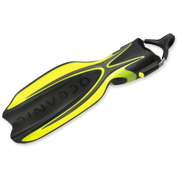Oceanic Tauchflosse Manta Ray gelb - tolles Fußteil