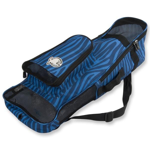 iQ ABC Bag - Tasche für Schnorchelausrüstung - safari blau