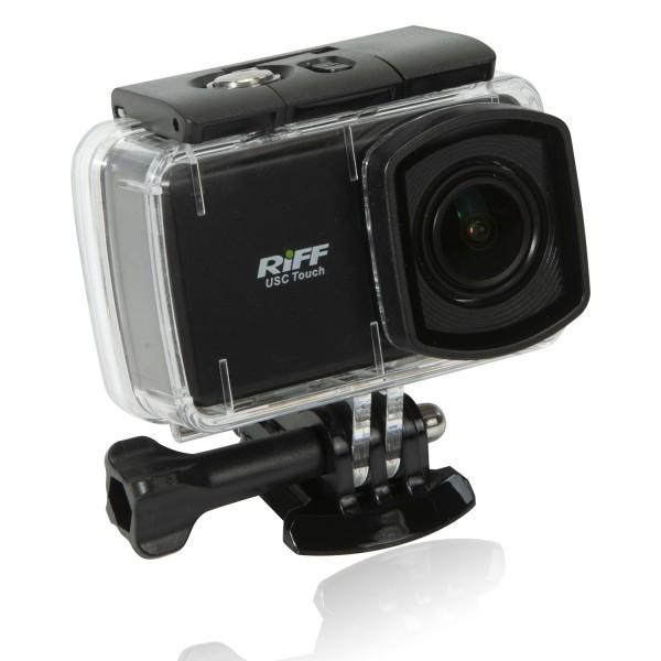 Riff USC Touch 4K  Kamera - wasserdicht bis 40 Meter
