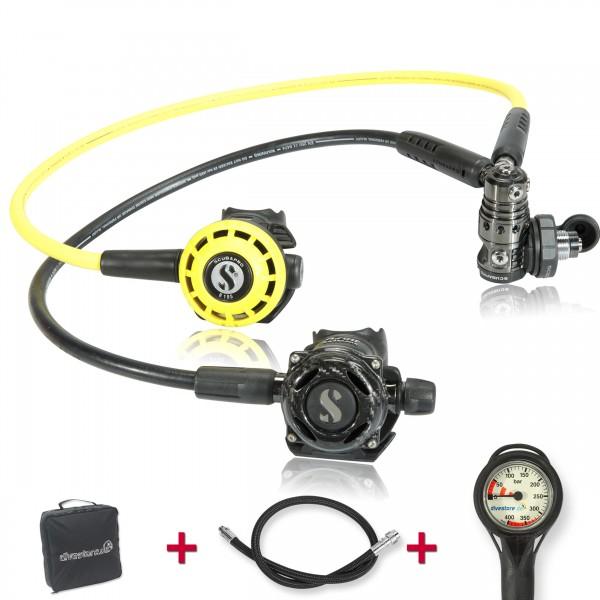 MK 25 EVO A700 Black Tech Carbon Komfort Set - geprüft und montiert