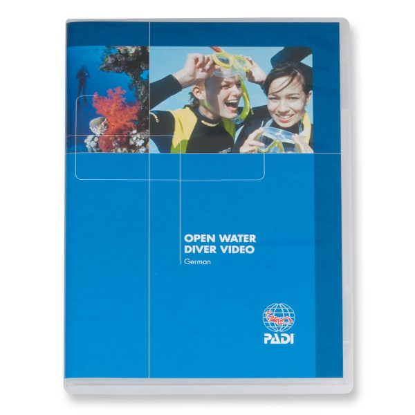 Padi DVD-Open Water Diver (D)