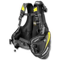 Cressi Travelight gelb - leichtes Jacket für alle Gewässer XL