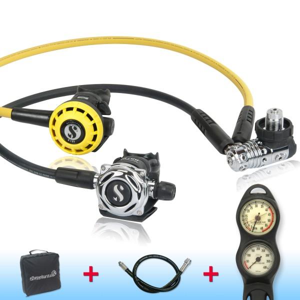 Scubapro MK 25 A700 de luxe Sparset - geprüft und montiert