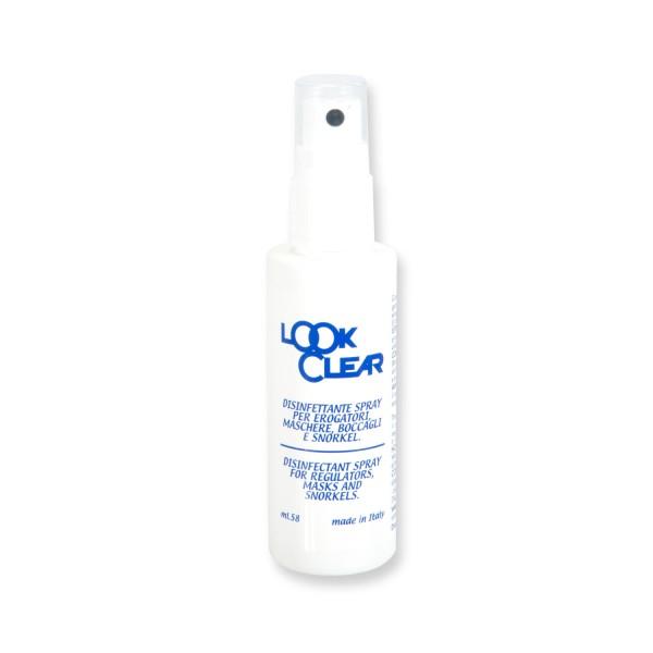 Desinfektionsspray für Atemregler, Schnorchel, Masken
