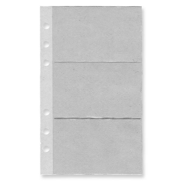 Sub-Base Klarsichthülle für Brevet - 5 Stück