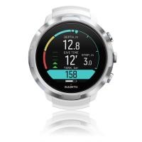 Suunto D5 White Tauchcomputer im Uhrenformat - für Luft und Nitrox