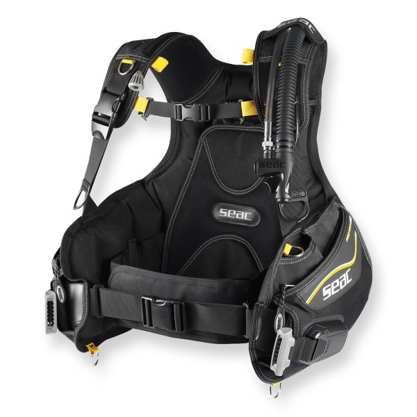 Seac Pro 1000 - leichtes Allroundjacket mit perfekter Passform