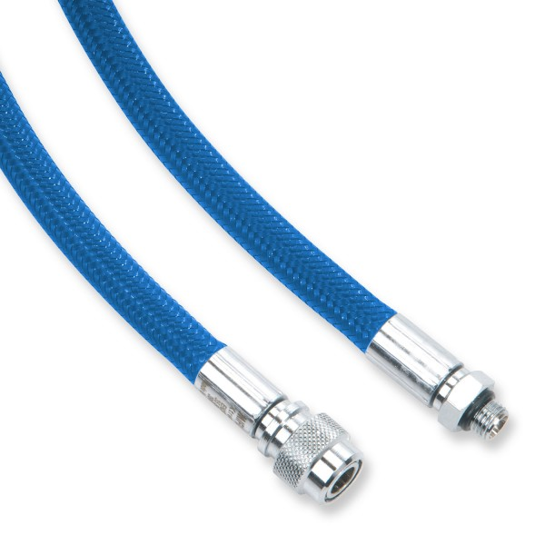 Aqualung Inflatorschlauch 100 cm MIFLEX - blau